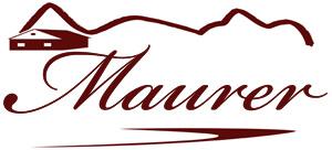 Gasthof Maurer Logo